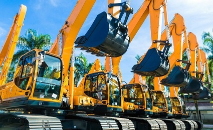 plant and machinery delivery